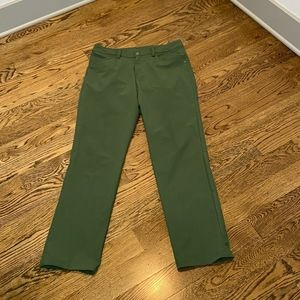 Lululemon ABC Pant Green